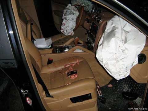 фото после аварии людей