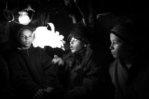 Дети улиц жертвы сутенеров