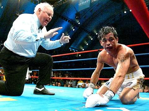 Артуро Гатти, боксер, 37 лет