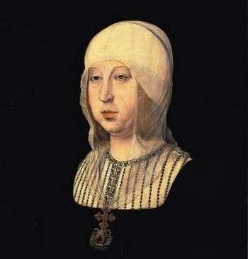 8. Изабелла Кастильская, 1451-1504.