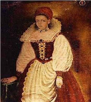 1. Эржебет Баторий, 1560-1614.