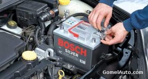 Зарядка автомобильного аккумулятора производится током 3.5 - 4 А. Продолжайте заряжать автоаккумулятор таким током до...
