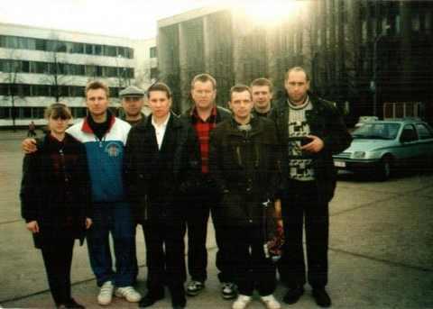 Беларусь: выявлены пособники бандитов 90-