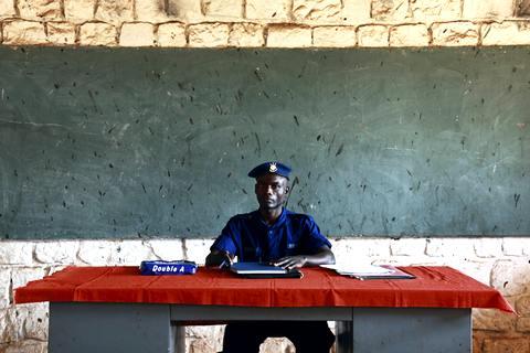 Тюрьма в Бурунди