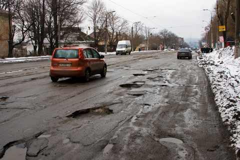 В Украине две беды …