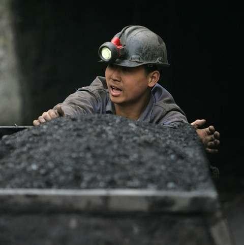 Черное золото Китая