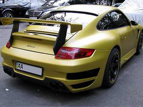 Porsche 911 Turbo TechArt GT Street
