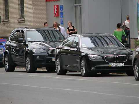 BMW 7-ой серии