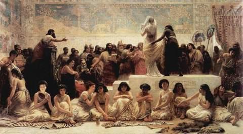 Сексуальные рабы в древний греции