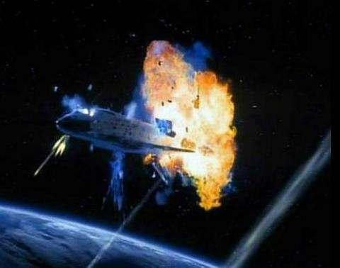 Крушение космического челнока «Колумбия»