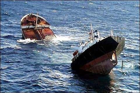 Авария танкера Prestige