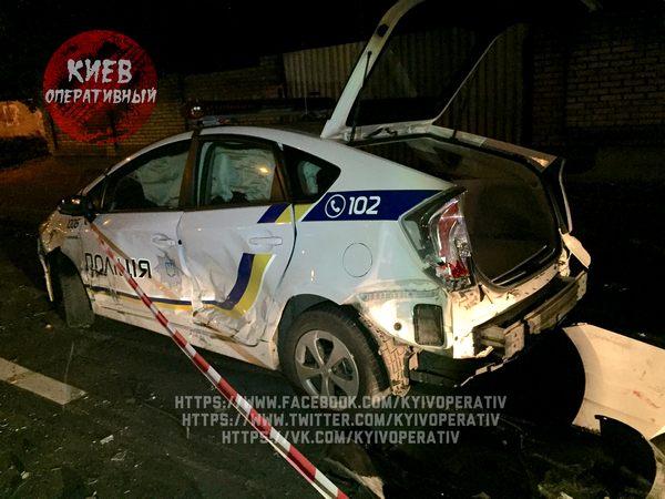 Сын экс-регионала Молотка, разбивший авто милиции, отказался оталкотеста