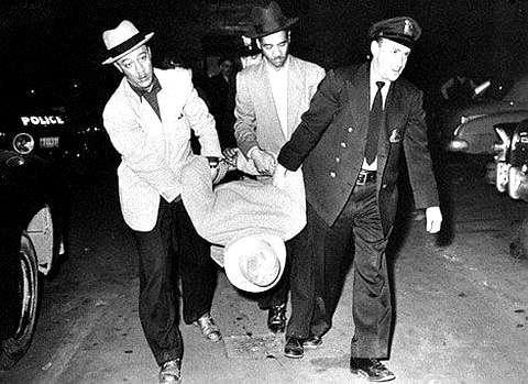 Интересная подборка на тему американского криминального мира 30-х годов.