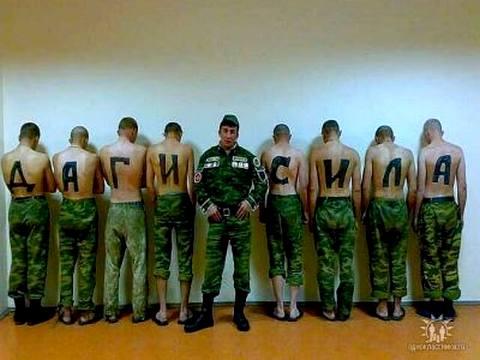 секс солдатов армия
