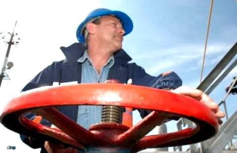 Проект по добыче сланцевого газа в Украине чреват экологическими и социальными проблемами  Фото: Пресс-служба НАК Нафтогаз