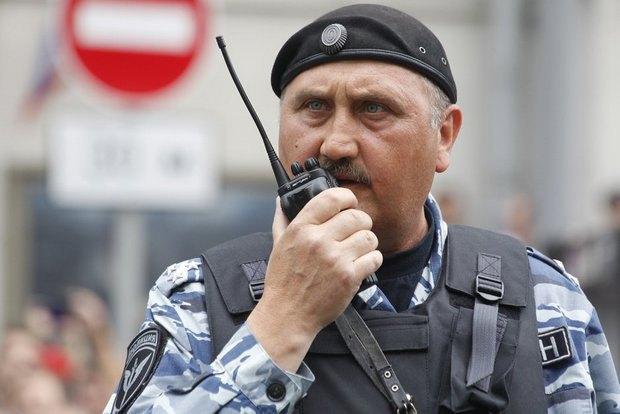 Разгоном митингующих в столицеРФ руководил экс-глава украинского «Беркута»
