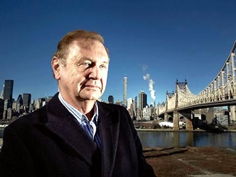 Бывший агент КГБ Джек Барски в Нью-Йорке