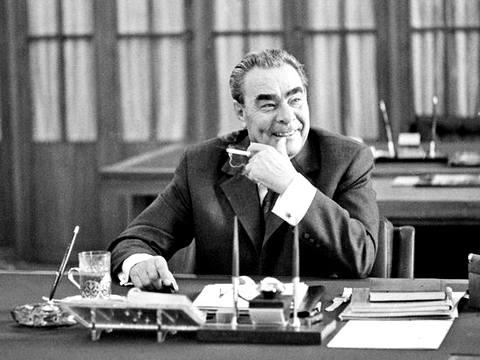 Леонид Брежнев просил, чтобы рабочий кабинет был простым и удобным.  фото: Владимир Мусаэльян
