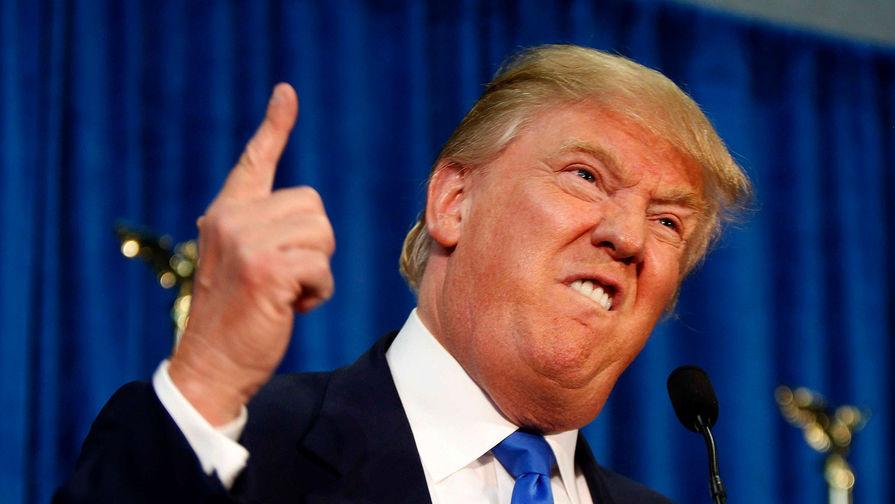 Трамп: NAFTA иВТО— бедствие для Америки