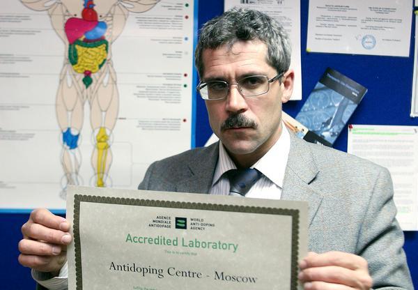 Родченков дал интервью вбронежилете после пластической операции