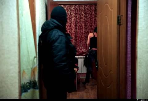 администраторы проституток