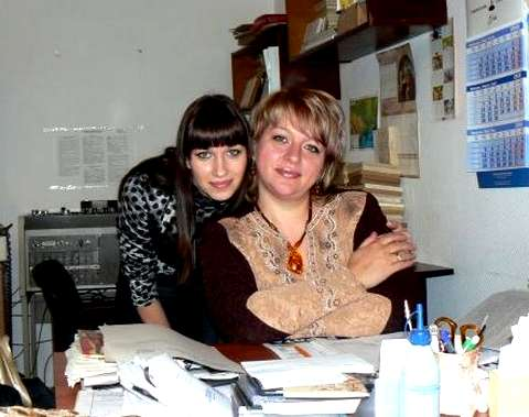 Издательское дело кормит и маму, и дочь