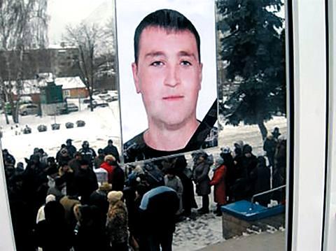 Помер у міліції Сум від «нервів»