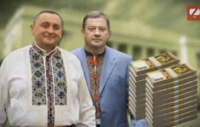 Ярослав Дубневич и Богдан Дубневич