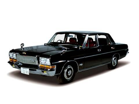 Таких «Nissan» в СССР было только два: у Брежнева и у патриарха Пимена