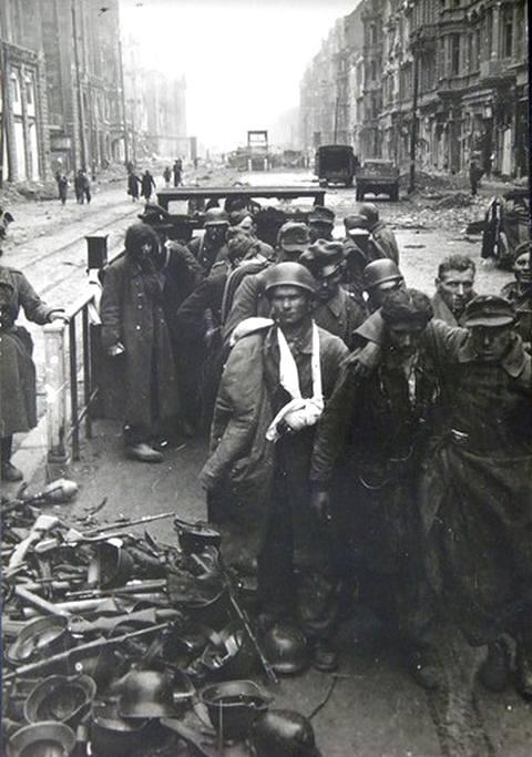 Вторая мировая война немецкие
