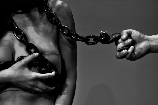 Рабство сексуальне