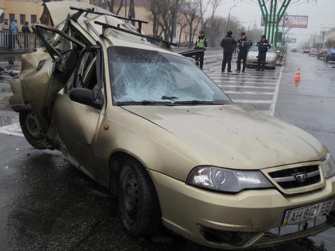 ДТП - Луганск