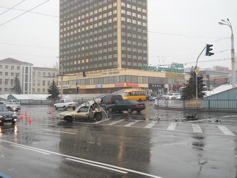 ДТП - Луганск-2