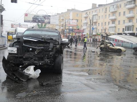 ДТП - Луганск-3
