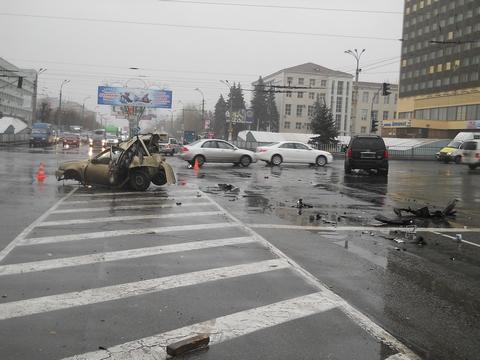 ДТП - Луганск-4