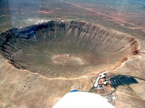 кратер Беррінджера в Аризоні