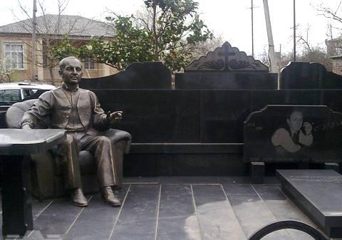Парцхаладзе Гиви Васильевич (Дудука)