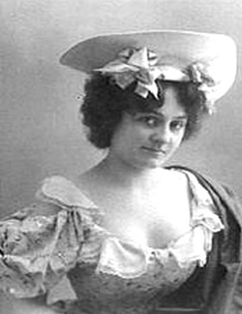 Марта Ришар начала XX века