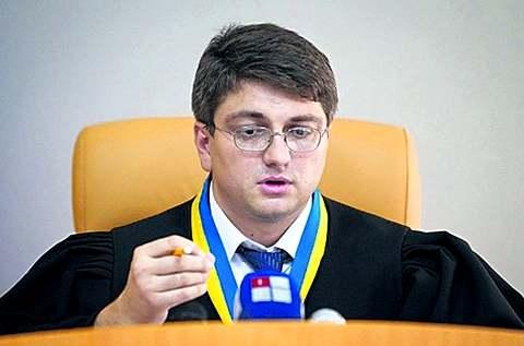 Роман Киреев. Судил Тимошенко