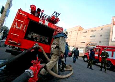 21 октября 2011 года. В супермаркете «Сильпо» произошел взрыв;пострадавших нет