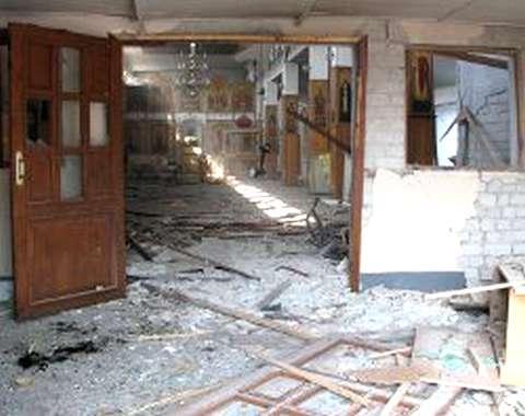 28 июля 2010 года. Бомба в Свято-Покровском храме унесла жизнь одного человека