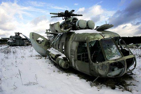 13. Фото с Чернобыля.