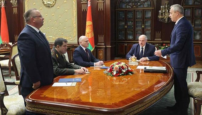 Фото:пресс-служба Лукашенко