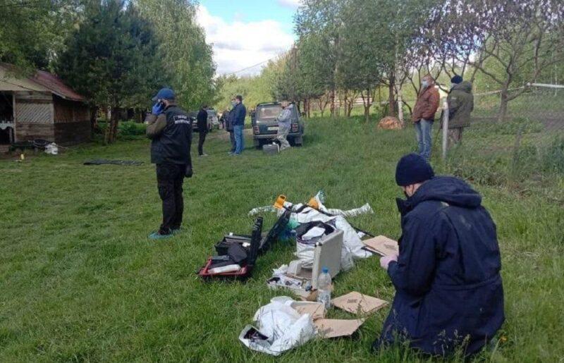 Массовый расстрел у села Новоселица. Предварительные версии ЧП