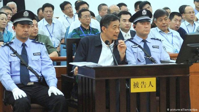 Коррупция в Китае на примере «Новой Банды Четырех». Найдите параллели с украинской