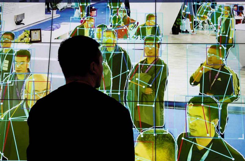 Системы распознавания лиц в видеонаблюдении