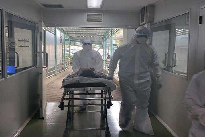 Нечеловеческие похороны умерших от коронавирусной инфекции
