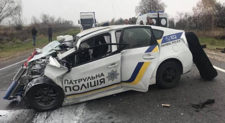 Аварии, к которым причастны сотрудники полиции, в Украине не редкость: от пьяного вождения до сбитых пешеходов