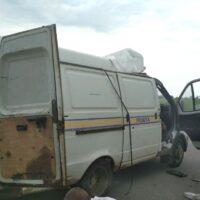 Поліція затримала підозрюваних у нападі на автомобіль «Укрпошти»