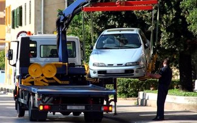 Нарушения правил остановки, стоянки и парковки